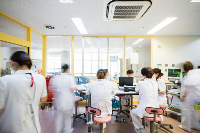 一般病棟(1病棟)イメージ1
